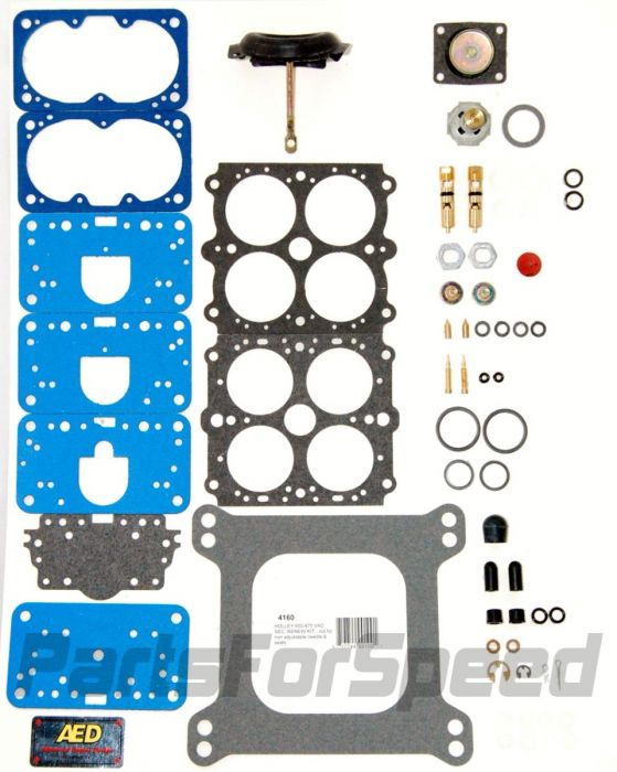 holley 1850 rebuild instructions
