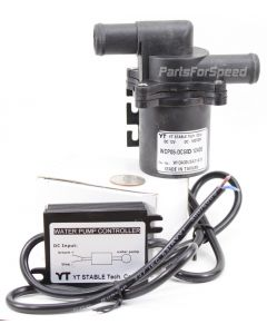 12 Volt Electric Booster Water Pump : 9 gallons / 35 LPM