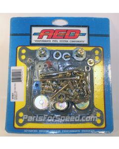AED 41501 Pro Holley 4150 Double Pumper Carburetor Rebuild Kit 650 750 850 950 1000
