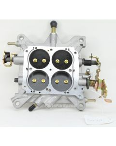 AED 6470 Holley Carburetor Base plate Double Pumper 850 950 1000