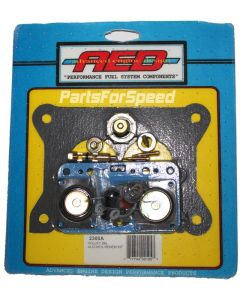 AED Holley 2300A 2 Barrel Alcohol / Methanol Carburetor Rebuild Kit 2300 Series