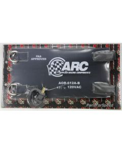 "ARC 120 Volt AC 6"" x 12"" Dry Sump Warmer Strap Around"