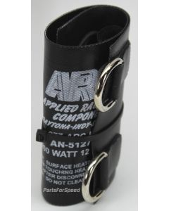 ARC AN-5127D 12 Volt 200 Watt Nitrous Bottle Warmer 5 / 2.5 / 2 pound