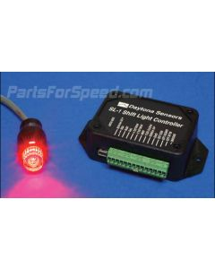 Daytona Sensors 117001 SL-1 Programmable Shift Light & Data Logger