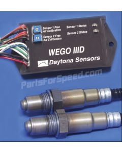 Daytona Sensors 111004 Dual Channel Wideband AFR Interface + 2 Sensors