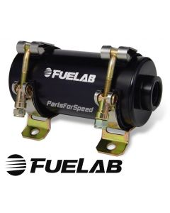 Fuelab 1000HP EFI Street / Strip In Line Fuel Pump 105GPH Black