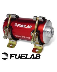 Fuelab 700HP EFI Street / Strip In Line Fuel Pump 75GPH Red