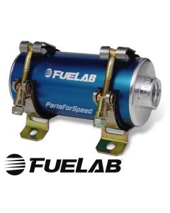 Fuelab 700HP EFI Street / Strip In Line Fuel Pump 75GPH Blue