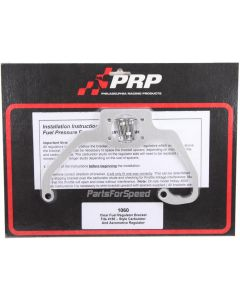 PRP 1060 Fuel Pressure Regulator Bracket Aeromotive / Holley