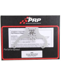 PRP 1067 Fuel Pressure Regulator Bracket MagnaFuel / Dominator