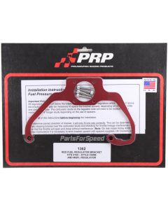 PRP 1362 Fuel Pressure Regulator Bracket MagnaFuel / Holley 4150