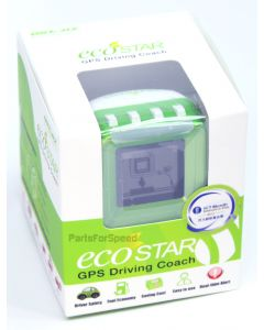 QStarz EC-Q1600 ECO Star GPS Fuel Efficient Driving Coach