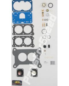 AED 2300 Holley Rebuild Kit 2 Barrel Carburetor 350cfm 500cfm 4412 7448