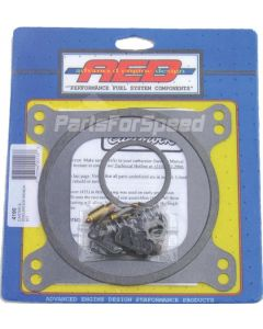 AED 4190 Edelbrock and  Carter Carburetor Rebuild Kit 1405 1406 600 650 750