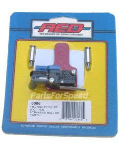 AED 6086 Nitrous Activation Bolt On Switch Holley 4150 Carburetor