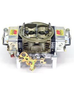 AED 650HO-BK-TEST Holley 650 Double Pumper Test Carb Street / Race Billet Blocks HO