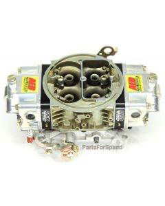 AED 750HM-BK Marine 750 Holley Double Pumper Carburetor Billet Metering Blocks HO