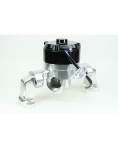 CSR 901NC Small Block Chevy Clear Electric Water Pump SBC Made in USA *IN STOCK*