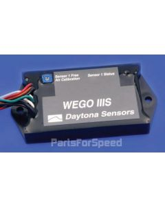Daytona Sensors 111006 WEGO IIIS Single Channel Wideband O2 AFR Interface with Sensor