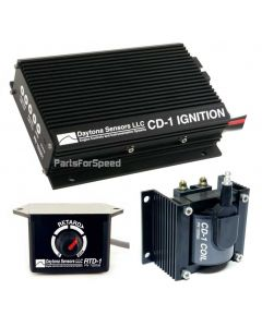 Daytona Sensors CD-1 System 102003 Capacitive Discharge Ignition, Data Log plus Retard 102005