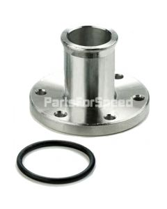 "Davies Craig 1027 Flanged Water Pump Adapter 1"" Hose For Electric Water Pumps"