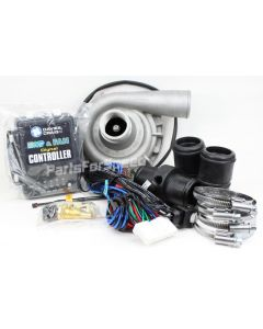 Davies Craig 8050 EWP115 Remote Electric Water Pump Kit Aluminum