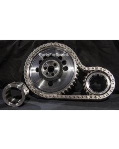 JP Performance JP5628T Iwis Double Roller Timing Chain Set LS7 w/ Torrington Bearing