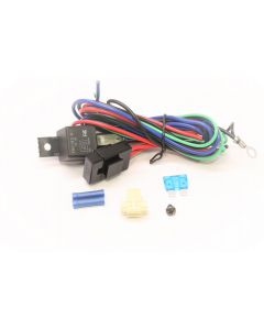 Electric Water Pump Relay Kit 15A Fuse 40A Relay