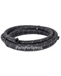 20 Feet 30R9 Fuel Line -8 AN Black E85 EFI Ethanol Alcohol -8AN Hose