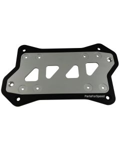 PRP 2600 MSD 6A 6AL 7AL 8AL 9AL 10AL Ignition Box Billet Mounting Bracket