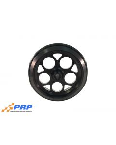 PRP 9011 Billet Wheelie Bar Wheel Black Hole Style USA Made Each