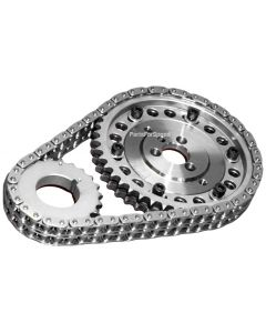 Rollmaster CS1230 IWIS Timing Chain Set Double Roller Small Block Chevy Vernier SBC