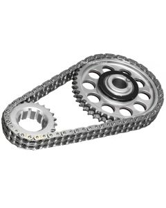 Rollmaster CS4060 Timing Chain Set Double Roller Ford Y Block 272 292 312 Iwis