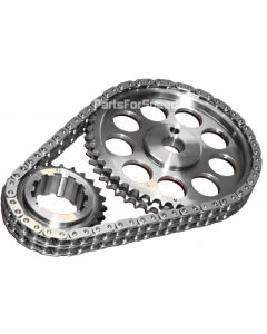 Rollmaster CS7040 Timing Chain Set Double Roller Oldsmobile 350 400 403 425 455
