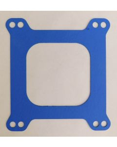 Holley 4150 4160 Square Bore 4 Barrel Caburetor Base Gasket Non Stick Blue