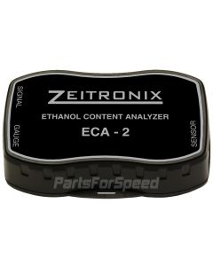 Zeitronix ECA-2 Ethanol Content Analyzer, Flex Fuel Sensor, Hacker Display Red