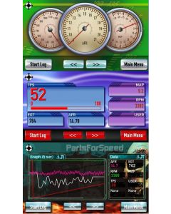 Zeitronix nDash Touch Screen Display plus Zt-2 Wideband O2 Sensor Data Log OBDII