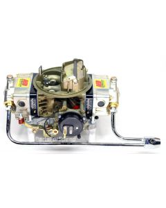 AED 750HO Holley Double Pumper Carb Electric Choke with Fuel Lin