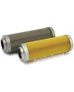 Fuelab Fuel Filter Element 40 Micron Stainless Steel Long
