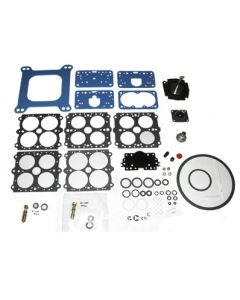 Holley 4160 Carb Rebuild Kit Vacuum Secondary 750 650 600