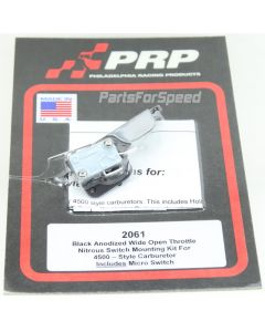 PRP 2061 Wide Open Throttle Micro Switch Dominator Carb