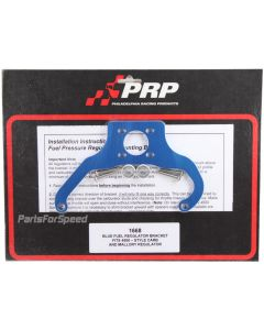 PRP 1668 Fuel Pressure Regulator Bracket Mallory / Dominator