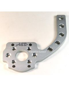 AED Silver Regulator Bracket fits Holley Mallory and Magnafuel Regulators